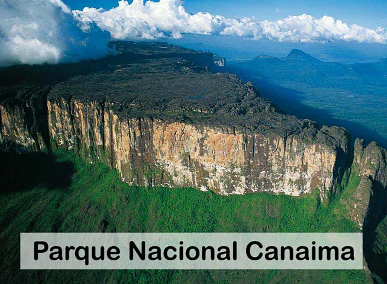 Francisco Rangel Escobar - Sitios turísticos del Estado Bolívar