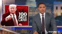 Late-night laughs: Trump's first 100 days