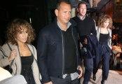 Watch: Alex Rodriguez & Jennifer Lopez Respond To The Wedding Rumors