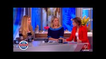 'The View' audience boos Ann Coulter when she claims Trump 'doesn't lie' and doesn't hate the media