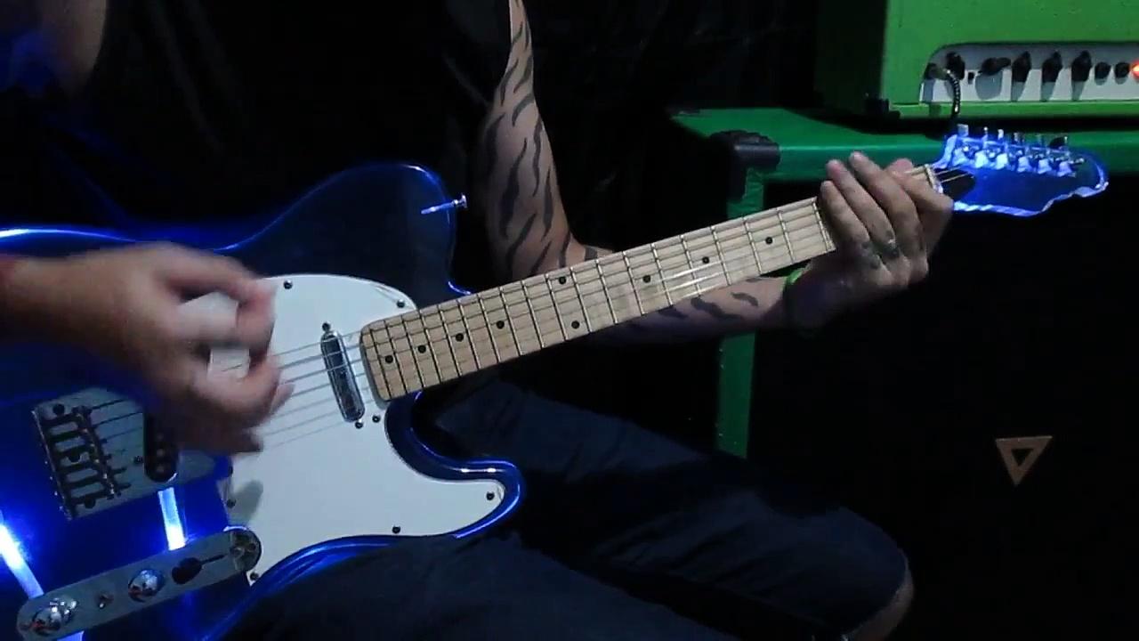 Custom Acrylic Guitar – The Top Guitars Co.