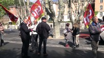 Alpes-de-Haute-Provence : rassemblement des syndicats pour le 1er mai à Digne-les-Bains