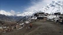 2017-04-01 a 22 NEPAL - trek Anapurnas (Thorong La pass - Mesokanto Nord pass - Yakawakang pass)