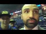 Paulie Malignaggi post Broner fight  - esnews boxing