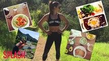 Lea Michele nunca ha comido comida rápida
