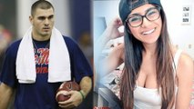 "Chad Kelly TROLLED by Porn Star Mia Khalifa After Being Named ""Mr. Irrelevant"" at NFL Draft"