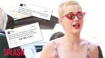 Katy Perry Offends Fans After Comparing Her Old Black Hair to Obama
