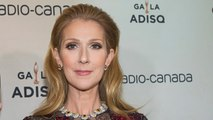 Celine Dion Attends First Met Gala