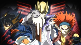 Yu Gi Oh 5D s Opening 03 Freedom