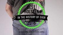 Best Revolver Holster - Cloak Tuck 3.0 IWB Revolver Holster by Alien Gear Holsters