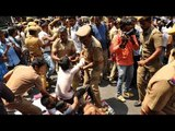 Madras: Classes suspended in University as students protest