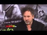 Tim Burton FRANKENWEENIE Los Angeles Premiere ARRIVALS