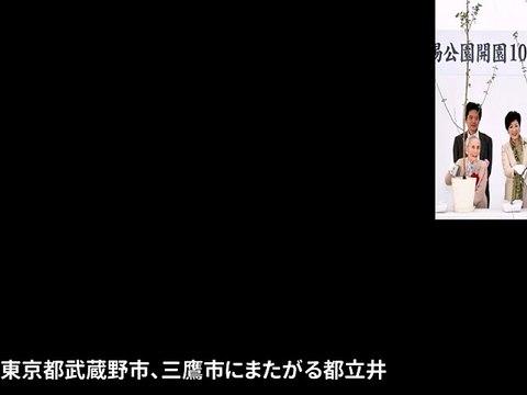 井の頭公園100年…100歳の女性ら桜を植樹(2017年05月02日 08時36分)