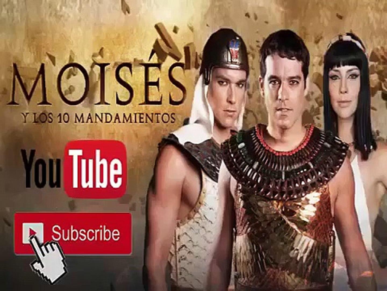 Moises Y Los Diez Mandamientos Capitulo 120 Completo Dailymotion Video