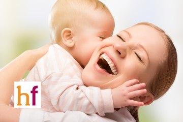El apego y sus beneficios para el bebé