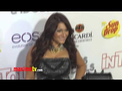 Deena Nicole Cortese at In Touch ICONS + IDOLS VMA's Post Party 2012 Arrivals