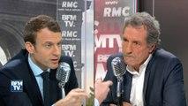 "Emmanuel Macron ""pense très profondément"" que Marine Le Pen mettra les libertés en danger"