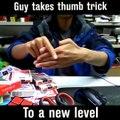 Tricks incroyables avec ses doigts