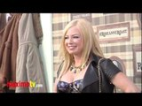 """Traci Lords at Comedy Central """"Roast of Roseanne"""" Arrivals"""