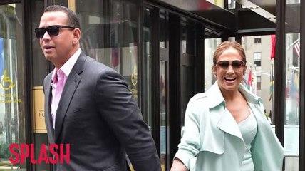 ¡Disparos al aire! Jennifer Lopez dice que ella inventó el apodo 'J-Rod' pero fuimos nosotros y podemos probarlo