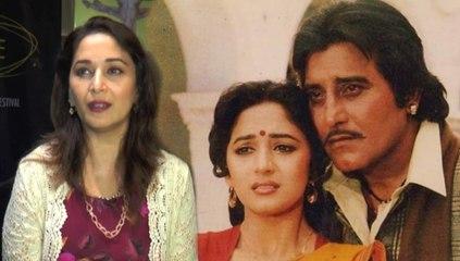 Madhuri Dixit Talks About Vinod Khanna's Death