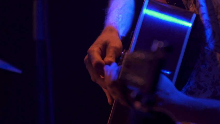 """Baptiste W Hamon en live : """"Martin et l'Amérique"""" - Scène Sacem Chanson"""