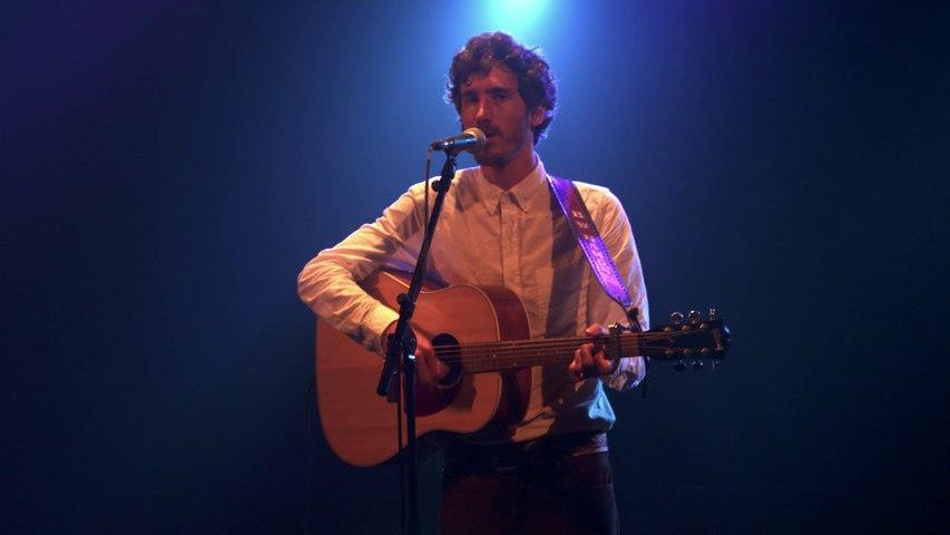 "Baptiste W Hamon en live ""Ballade d'Alan Seeger"" - Scène Sacem Chanson"