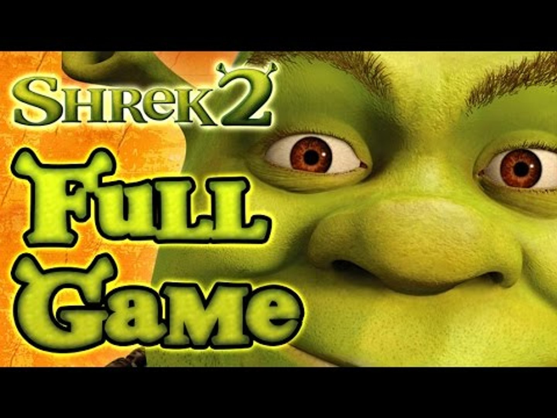 Shrek 2 Walkthrough Full Movie Game Longplay Ps2 Gamecube Xbox Video Dailymotion