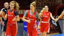 A Milli Kadın Basketbol Takımı Avrupa Şampiyonası Hazırlıklarına Eksik Başladı