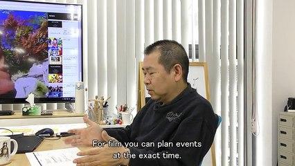 Shenmue III Le réalisateur Yu Suzuki parle de l'écriture d'une histoire de Shenmue 3