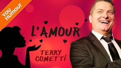 TERRY COMETTI - L' amour