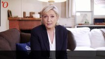 Présidentielle : Marine Le Pen adresse un message aux agriculteurs