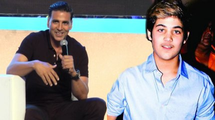 Akshay Kumar Talking About His Son Openly