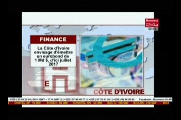Flash Eco Cote d'Ivoire Edition du Mardi 02 mai 2017