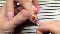 WIDE NAIL PLATE: Special Nail Shapes! NEW Spring nail art for short gel, acrylic and natural nails