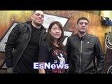 Nick Diaz & Nate Diaz Got BEST BOXING Skills In The UFC & MMA EsNews Boxing