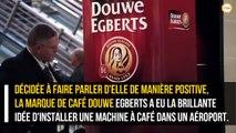 Cette machine à café se fait payer en bâillements
