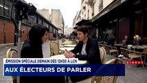 Interview de Pierre Liscia par la TV Canadienne à quelques heures du 1er tour des présidentielles