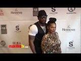 """Omar Epps and Keisha Epps at """"You, Me & The Circus"""" Premiere Arrivals"""
