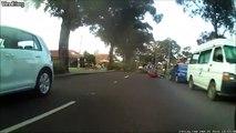 Quand la nature prend sa revanche sur l'homme   cycliste fauché par une branche