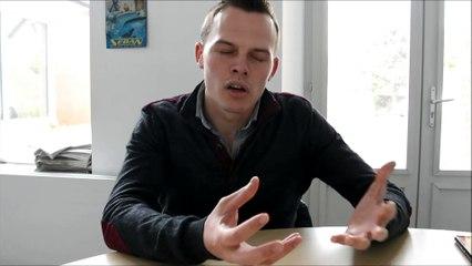 Le sommelier Martin Jean présente son parcours