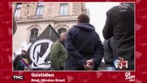 """Un journaliste traité de """"bougnoule"""" lors du rassemblement FN du 1er mai"""