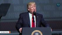 Trump Tweets: Country 'Needs A Good Shutdown'