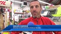 Hautes-Alpes : les ventes des magasins impactés par le froid et les récentes chutes de neige dans l'Embrunais