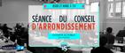 Conseil d'Arrondissement du 15 eme Arrondissement du Jeudi 27 Avril 2017