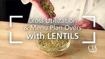 Cross Utilization and Menu Plan Overs with Lentils - Lentil and Bulgur Pilaf-0PQfqtA