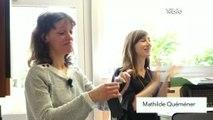 La création d'une chanson entre Emily Loizeau et des lycéens