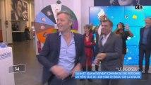 TPMP : Jean-Michel Maire embrasse le patron de C8 Franck Appietto (vidéo)
