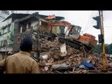 Thane building collapse : 5 dead, several trapped