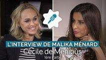 Cécile de Ménibus : ses confessions sur ses décolletées chez Cauet